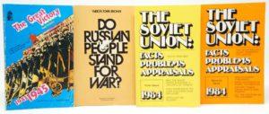 Political Warfare in Rusia and URSS