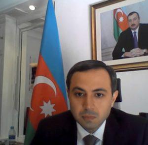 Ambassador of Azerbaijan to Spain,