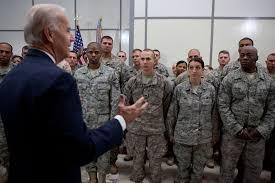 Joe Biden Conflict war